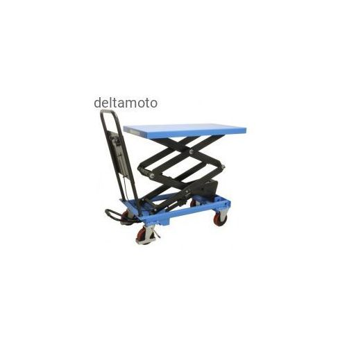 Wózek podnośnikowy stołowy 300 kg marki Mammuth