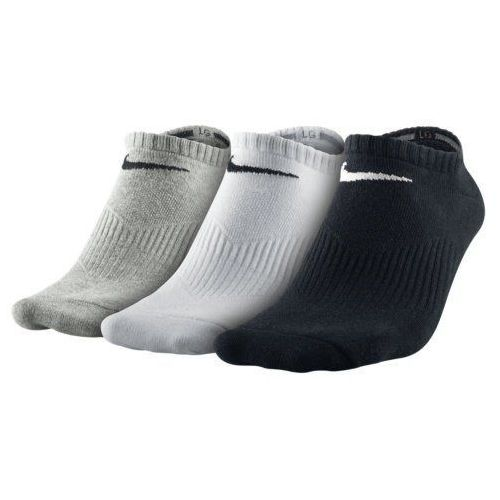 Nike Skarpetki stopki 3pak lightweight no show sx4705-901