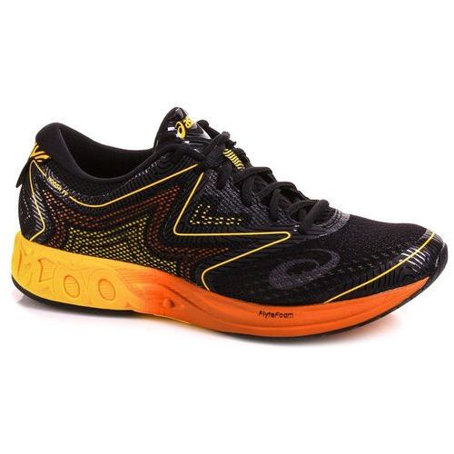 Bu Asi W17 M NOOSA FF BLACK/GOLD/RED 41.5 8, kolor czerwony