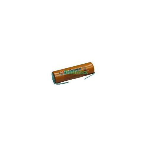 Akumulator H-AA1200B-FT 1200mAh NiMH 1.4Wh 1.2V AA 14.5x49mm bl. do lutow.