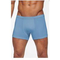 bokserki authentic mini niebieski marki Cornette