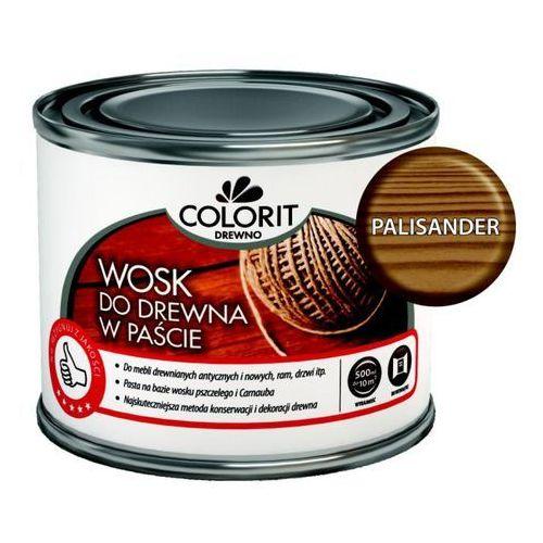 Wosk 0,5 l marki Colorit drewno