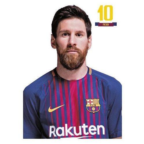 Kartka pocztowa Messi FC Barcelona, 16_2208