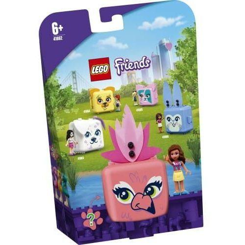 LEGO FRIENDS 41662 OLIVIA Z FLAMINGIEM (5702016975062)