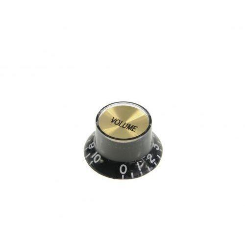 Boston kb-132 gałka potencjometru volume typu sg, zlota