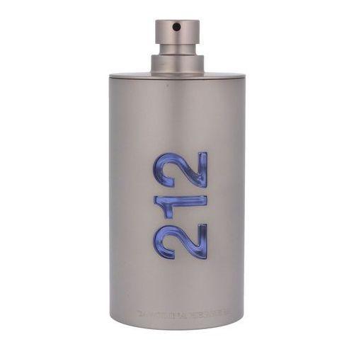 212 men woda toaletowa 100 ml spray tester marki Carolina herrera