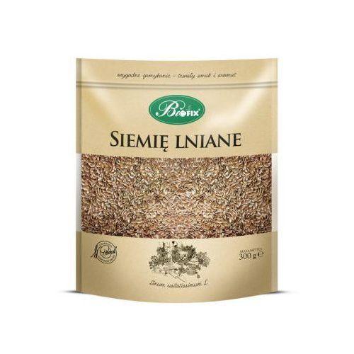 Bifix Herbata ziołowa siemię lniane monozioła 300 g  (5901483082246)