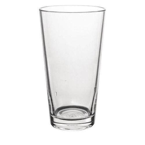 Szklanka do piwa plastikowa | 7,6(Ø)x(H)13,6cm