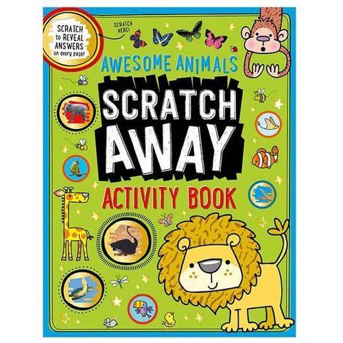 Scratch Away Awesome Animals ćwiczenia dla dzieci