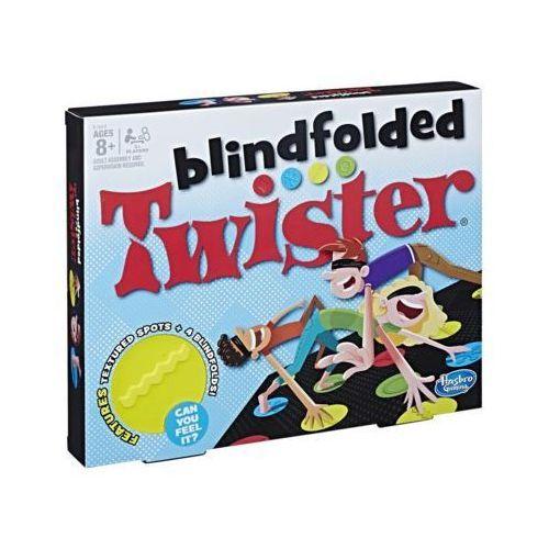Gra twister blindfolded - darmowa dostawa od 199 zł!!! marki Hasbro