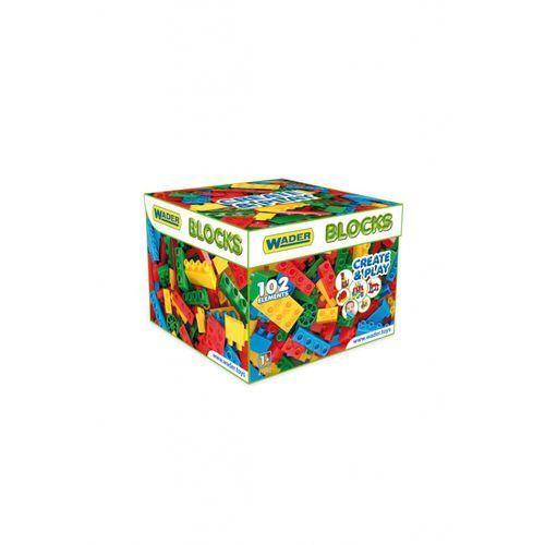 Klocki Blocks CREATE&PLAY 100el 1Y36F9 Oferta ważna tylko do 2022-02-16