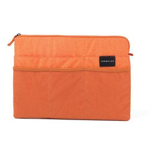 "Etui the geek supreme laptop 13"" pomarańczowe marki Crumpler"