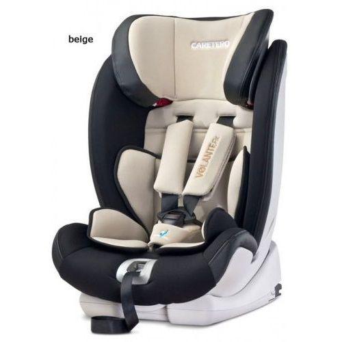 Fotelik Caretero Volante Fix ISOFIX Beige (5902021525683)
