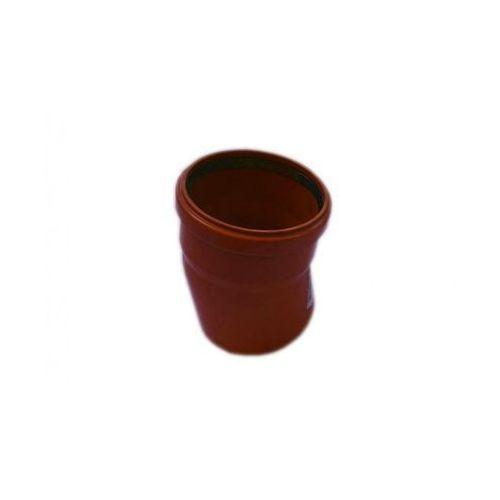 Poliplast Kolano kanalizacji zewnętrznej 110 mm/15° (5907660707056)
