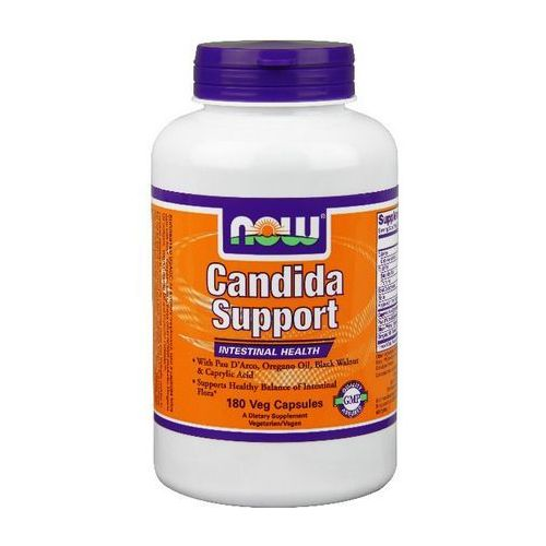 Now Foods Candida Support (Candida Clear) 180 kaps.
