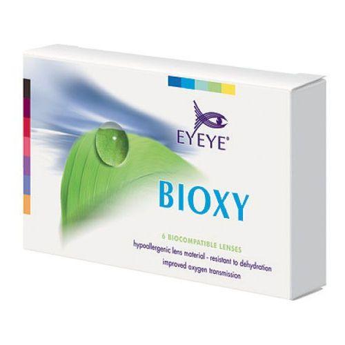 Eyeye  soczewki miesięczne bioxy +4,00 - 6 sztuk