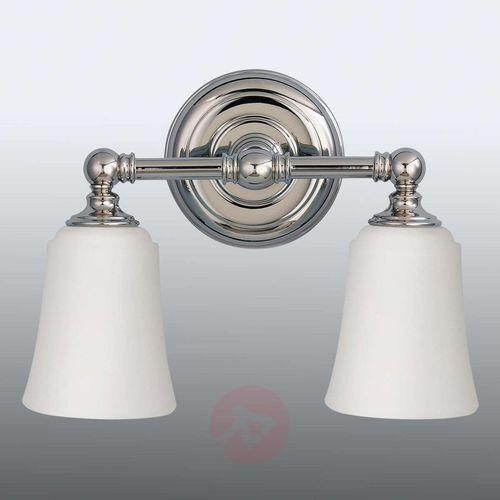 Kinkiet huguenot lakefe/hugolake2bath ip44 - lighting - rabat w koszyku marki Elstead