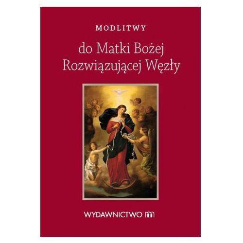 Modlitewnik kieszonkowy, matka boża rozwiązująca węzły marki Produkt polski