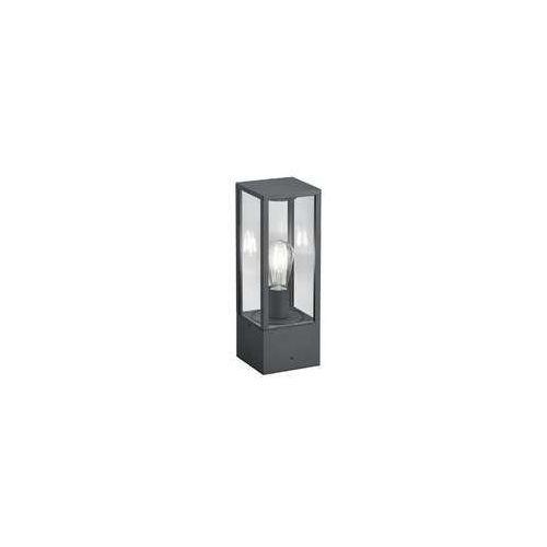 Trio Garonne 501860142 lampa stołowa zewnętrzna ogrodowa IP44 1x60W E27 antracyt (4017807433234)