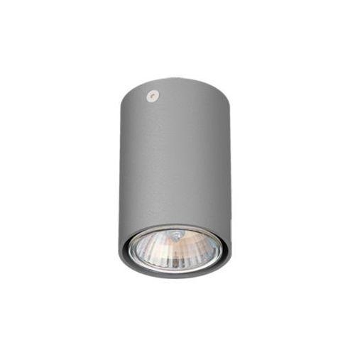 Cleoni Downlight lampa sufitowa pixo t068y2sh+kolor natynkowa oprawa metalowa plafon tuba