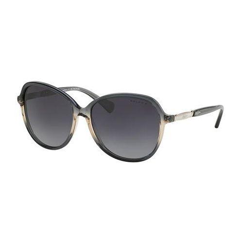 Ralph by ralph lauren Okulary słoneczne ra5220 polarized 1584t3