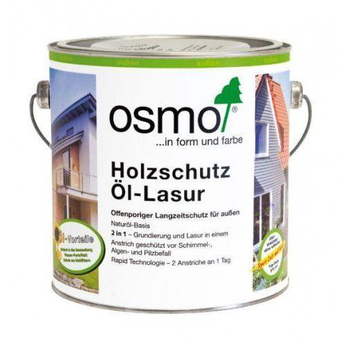 Osmo  lazura olejna do ochrony drewna 2,5 l 729 zieleń choinkowa