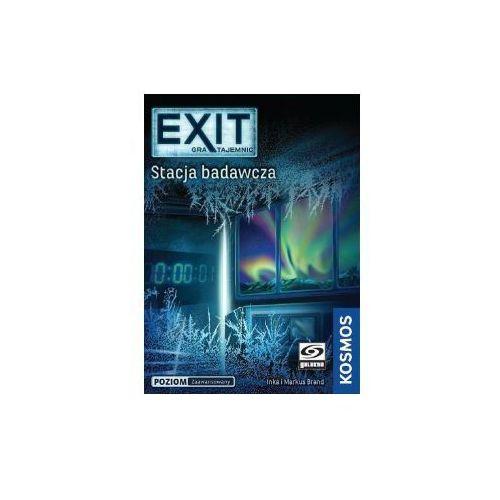 Galakta Exit: gra tajemnic - stacja badawcza. gra planszowa