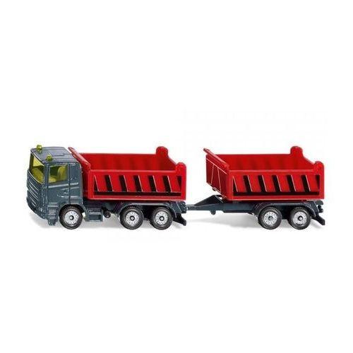 Siku 16 - Ciężarówka wywrotka z przyczepą S1685, 5_677351