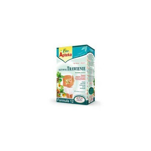 F12 Aktywne trawienie herbata 20*2g MALWA (5902781002028)