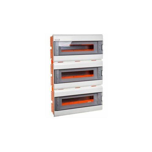 Rozdzielnica modułowa podtynkowa srp-54 3x18 n+pe /bezpieczne zakupy/ 20 lat na rynku/ marki Elektro-plast