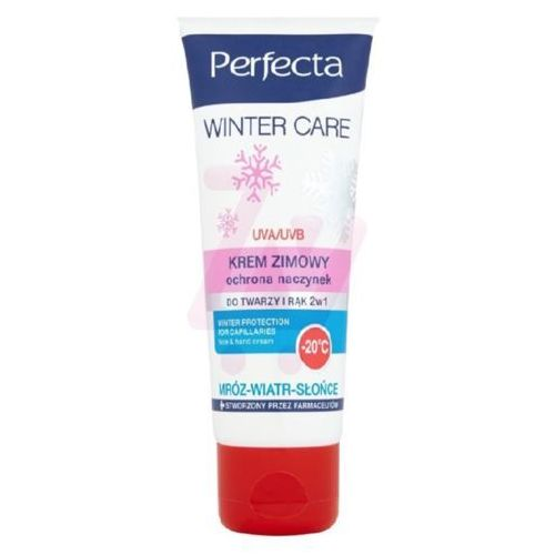 Perfecta Winter Care Krem zimowy ochrona naczynek