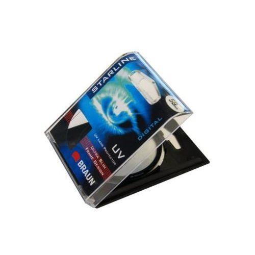 Filtr BRAUN UV Starline (58 mm)
