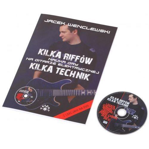 wenclewski jacek ″kilka riffów kilka technik″ + dvd marki An