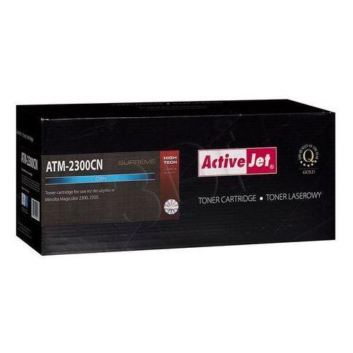 Toner ATM-2300CN Cyan do drukarek Konica Minolta (Zamiennik Minolta 1710517-008) [4.5k] - sprawdź w wybranym sklepie