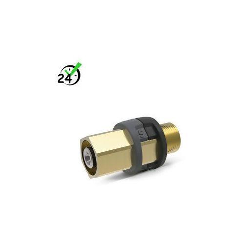 Adapter 5 EASY!LOCK do HD/HDS, Karcher ✔SKLEP SPECJALISTYCZNY ✔KARTA 0ZŁ ✔POBRANIE 0ZŁ ✔ZWROT 30DNI ✔RATY 0% ✔GWARANCJA D2D ✔LEASING ✔WEJDŹ I KUP NAJTANIEJ