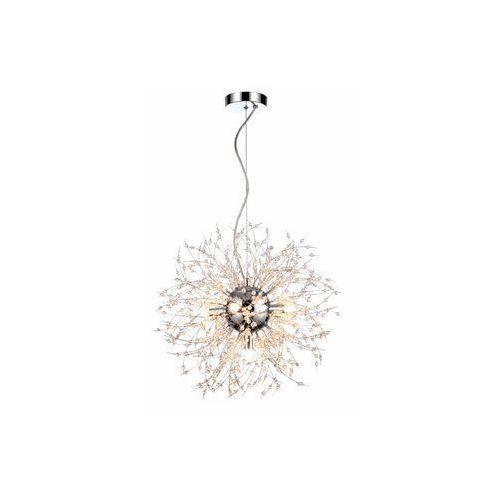 Reality Lampa wisząca zwis pearls 5x33w g9 chrom 325305-06