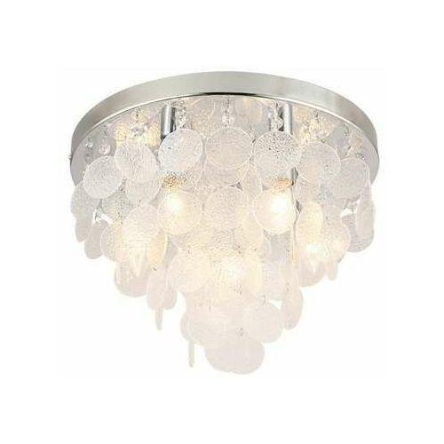 pardo 18365l plafon lampa sufitowa 5x40w e14 chrom marki Zuma line