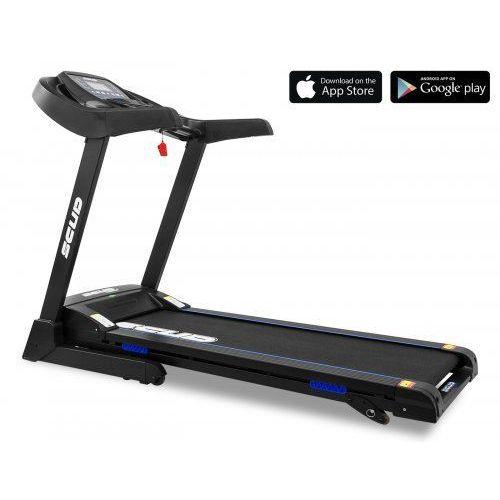 Bieżnia treningowa elektryczna SCUD TRACK, Aplikacja na smartfona
