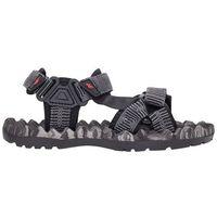 Sandały męskie sam200 - czarny, 4f