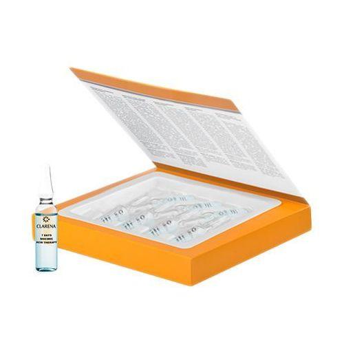 Clarena 7 days shicimic acid therapy nawilżająca kuracja przygotowująca skórę do eksfoliacji kwasami (1294)