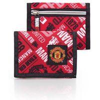 Manchester United portfel młodzieżowy 12 cm (5607372843225)