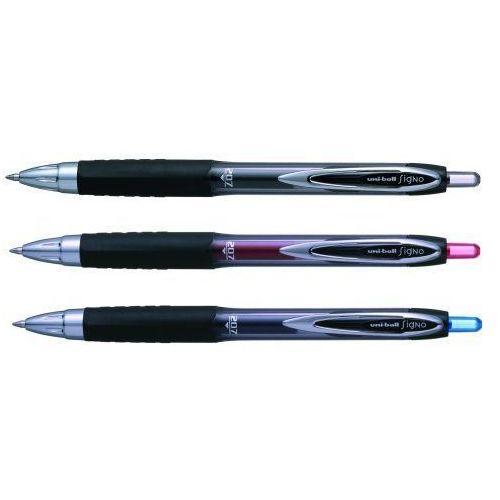 Długopis automatyczny żelowy UNI UMN-207