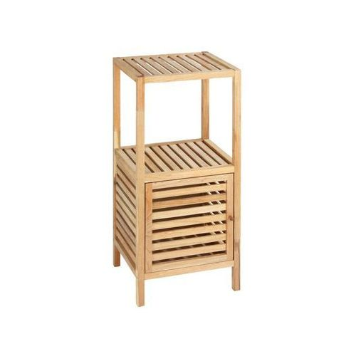 Wenko Regał łazienkowy norway z drzwiczkami - 3 poziomy, (4008838124826)
