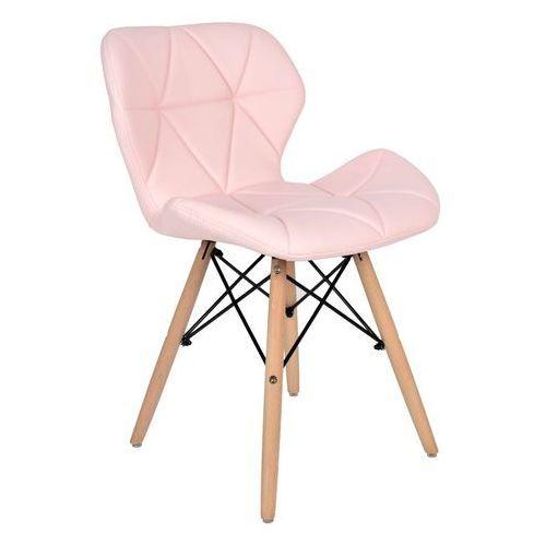 Ehokery.pl Krzesło muret różowe