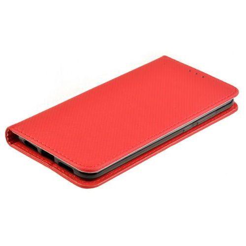 Etui Smart W2 do HUAWEI P20 Pro czerwony - czerwony (5902280607779)