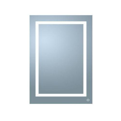 Lustro łazienkowe z oświetleniem wbudowanym ALFA 60 x 80 VENTI (5907722357892)