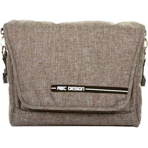 torba na akcesoria do przewijania fashion maron marki Abc design