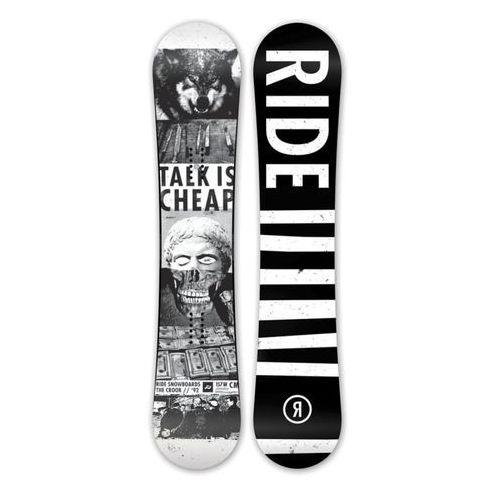 Ride Deska snowboardowa crook 2016