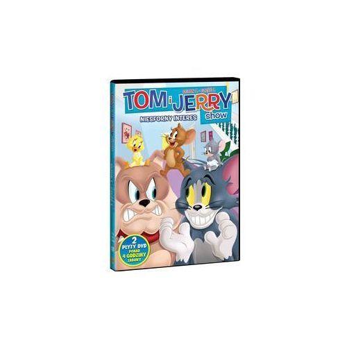 Tom i Jerry Show. Część 1. Niesforny interes [2DVD] (7321909329461)