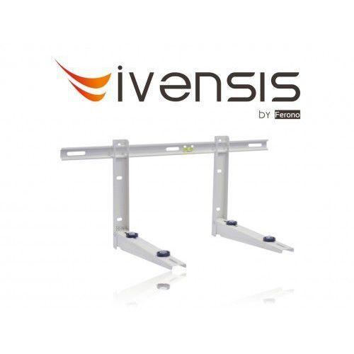 Wspornik ścienny składany z belką  iwl450 (iwl450) marki Ivensis